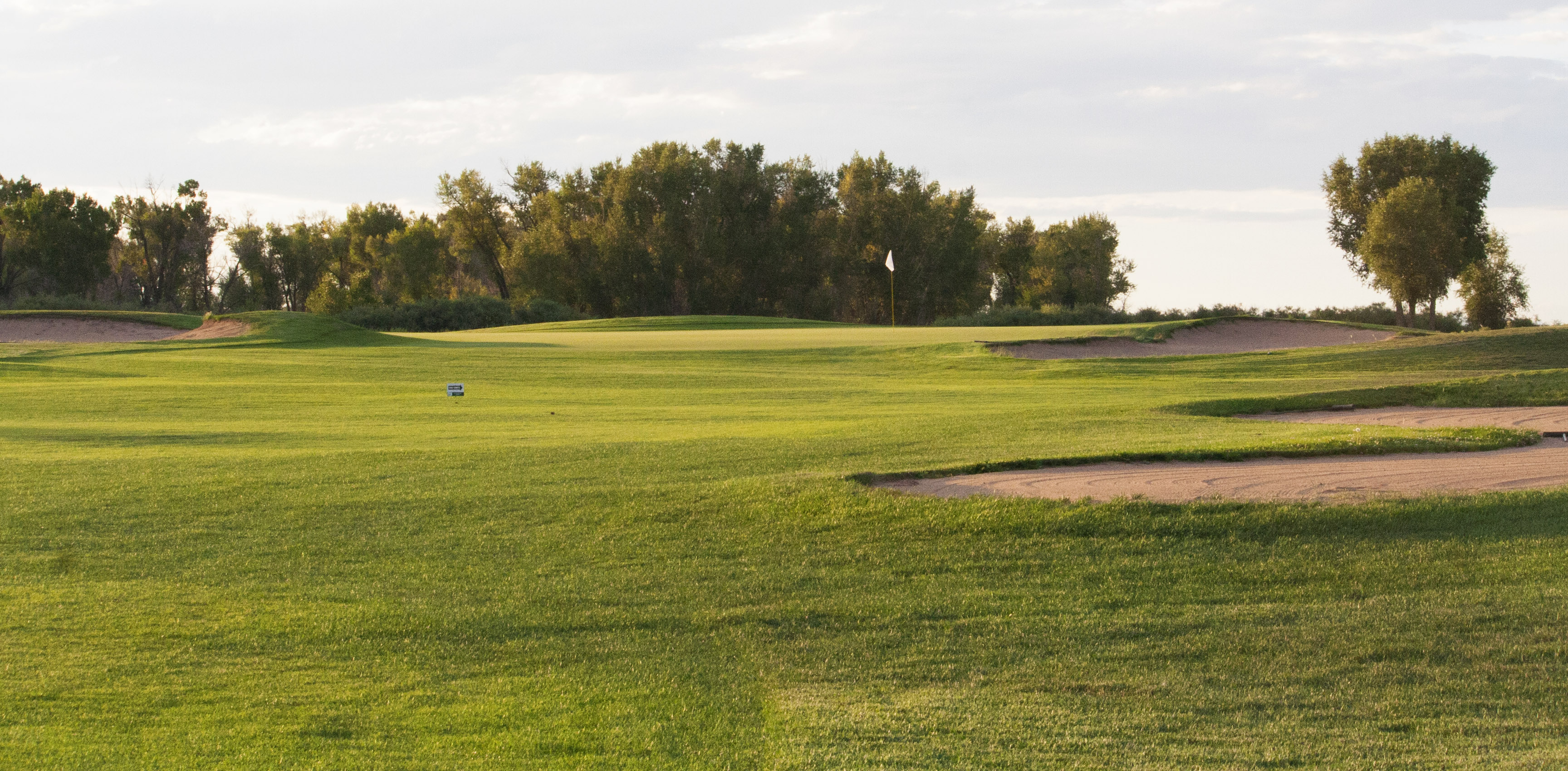 Overview of golf course named Cattails Golf Club