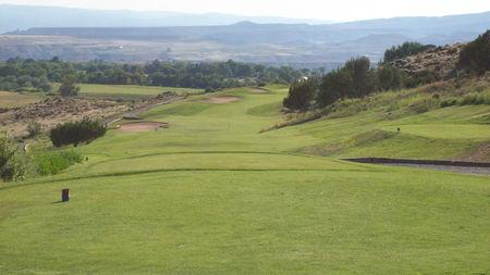 Cedaredge golf club cover picture