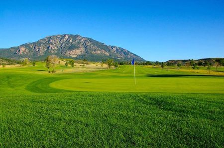 Cheyenne shadows golf course cover picture