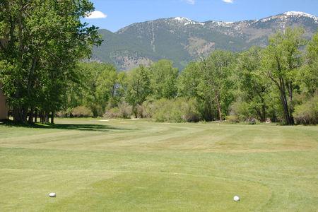 Collegiate Peaks Golf Course Cover Picture