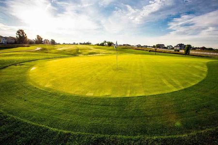Coyote Creek Golf Course Cover Picture