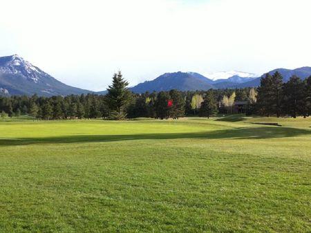 Estes Park Golf Course Cover Picture