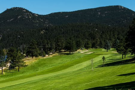 Evergreen Golf Course Cover Picture