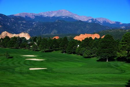 Overview of golf course named Garden of The Gods Club