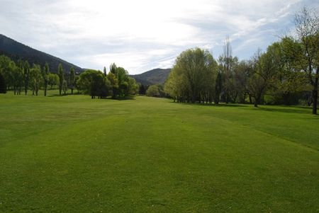 Overview of golf course named Glenwood Springs Golf Club