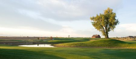 Overview of golf course named Highland Meadows Golf Course