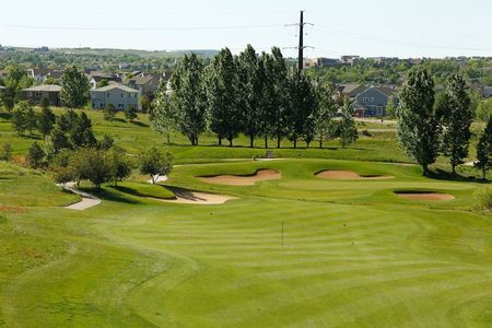 Overview of golf course named Highlands Ranch Golf Club