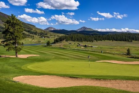Overview of golf course named Keystone Ranch Golf Course