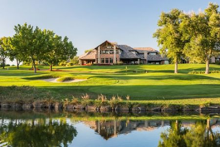 Lakewood country club cover picture
