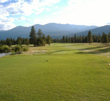 Mount Massive Golf Course Cover