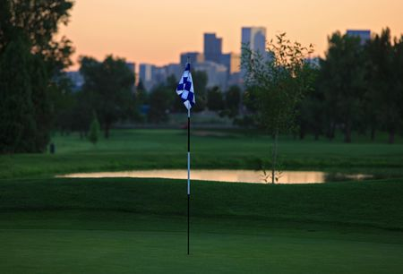 Overland Golf Course Cover