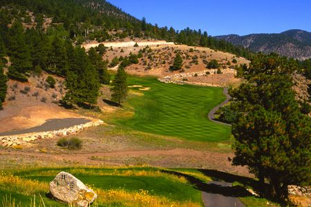 Overview of golf course named Rio Grande Club