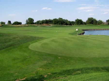 Overview of golf course named Riverdale Dunes Knolls Public Links