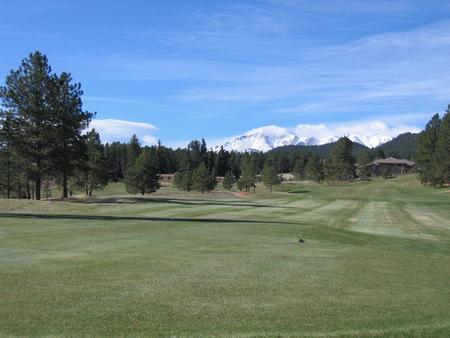 Shining Mountain Golf Club Cover
