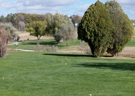 Spreading Antlers Golf Course Cover Picture