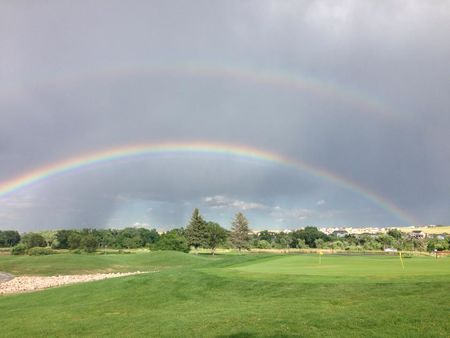 Spring valley golf course cover picture
