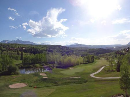 Overview of golf course named Telluride Golf Club