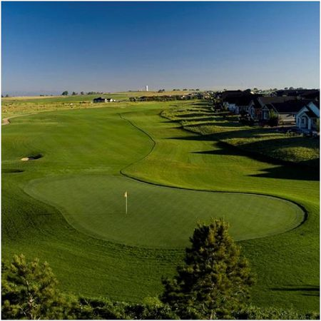 Overview of golf course named Todd Creek Golf Club