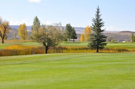 Overview of golf course named Yampa Valley Golf Club