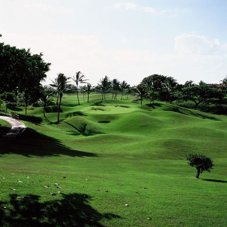 Overview of golf course named Kapolei Golf Course