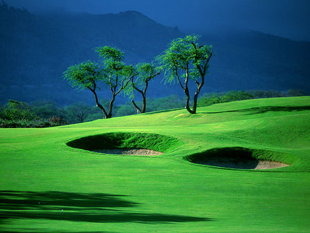 The Dunes at Maui Lani Golf Course Cover