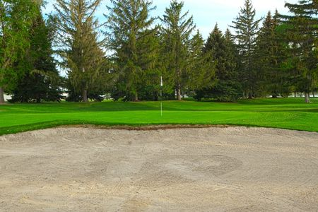 Blackfoot municipal golf course cover picture