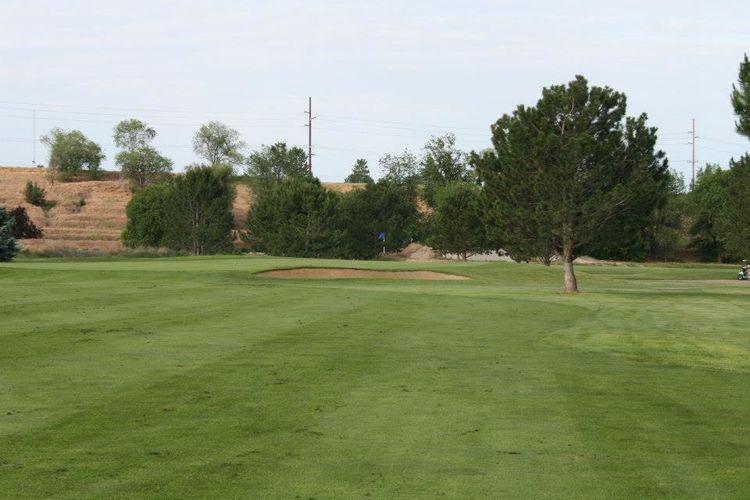 Centennial golf course cover picture