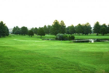 Overview of golf course named Eagle Hills Golf Course