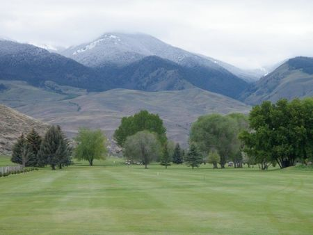 Salmon Valley Golf Course Cover Picture