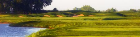 Sand Creek Golf Course Cover Picture