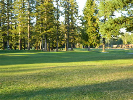 Overview of golf course named Sandpoint Elks G C