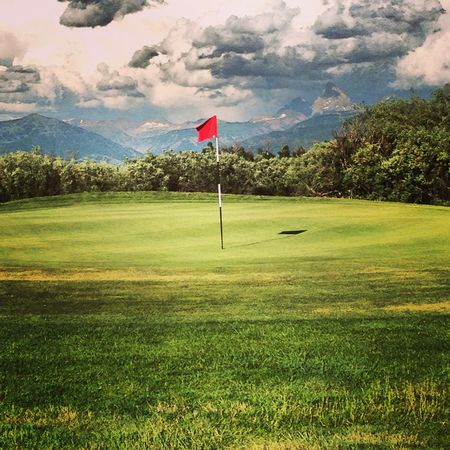 The links at teton peaks cover picture