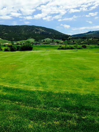 Thunder canyon golf course cover picture