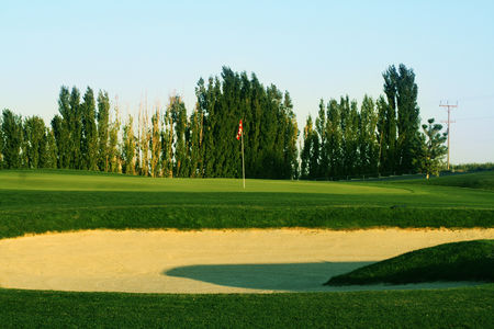 Timberstone Golf Course Cover Picture