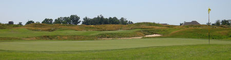 Overview of golf course named Cambridge Golf Club