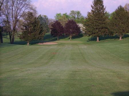 Cedar Lake Golf Course Cover