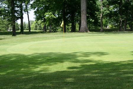 Donald Ross Golf Club Cover