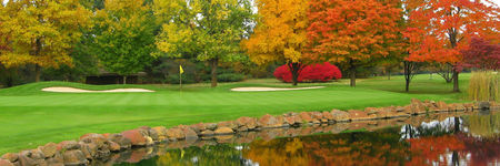 Overview of golf course named Elcona Country Club