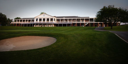 Overview of golf course named Fort Wayne Country Club