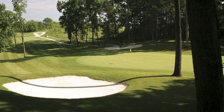 Overview of golf course named Glendarin Hills Golf Club