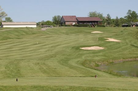 Overview of golf course named Grand Oak Golf Club