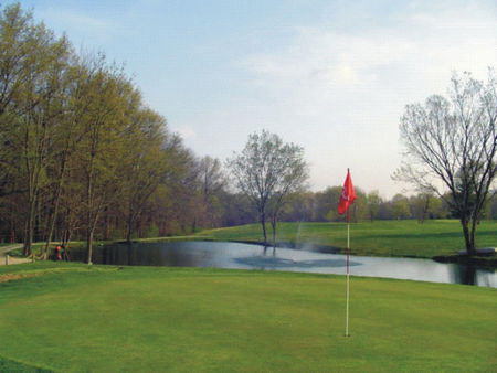 Hoosier Hills Golf Course Cover Picture