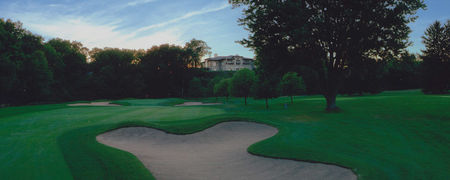 Overview of golf course named Long Beach Country Club