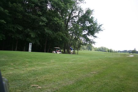 Overview of golf course named Oak Ridge Golf Course