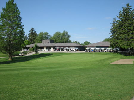 Overview of golf course named Pleasant Run Golf Course
