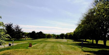 Plymouth Rock Golf Course Cover Picture