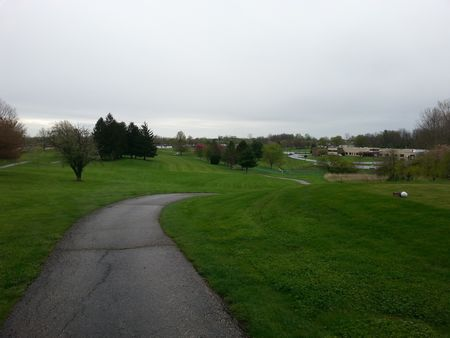 Overview of golf course named Richmond Elks Country Club