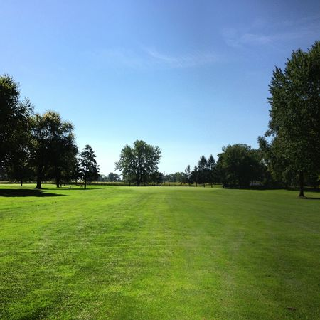 Overview of golf course named Sprig O'Mint Golf Club