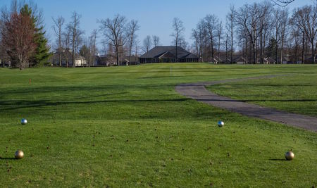 Westwood Golf Course Cover