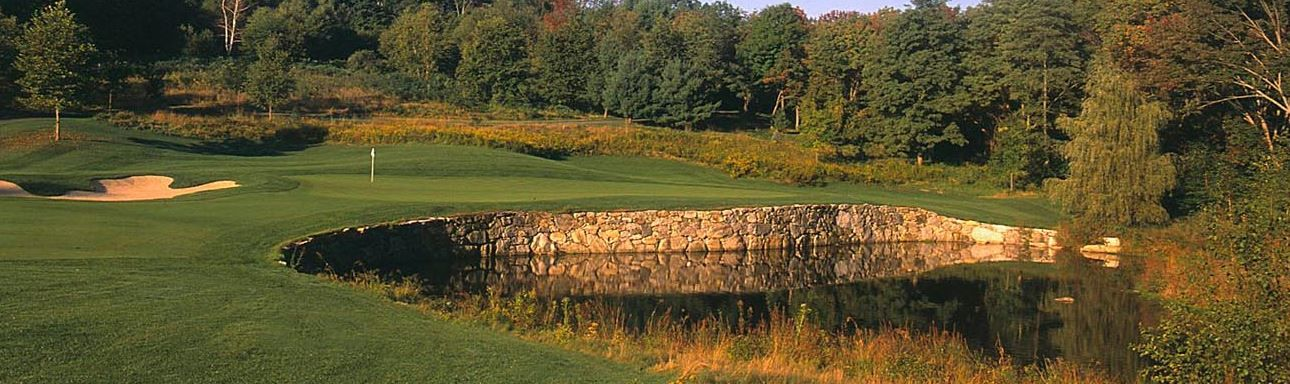 Anglebrook golf club cover picture